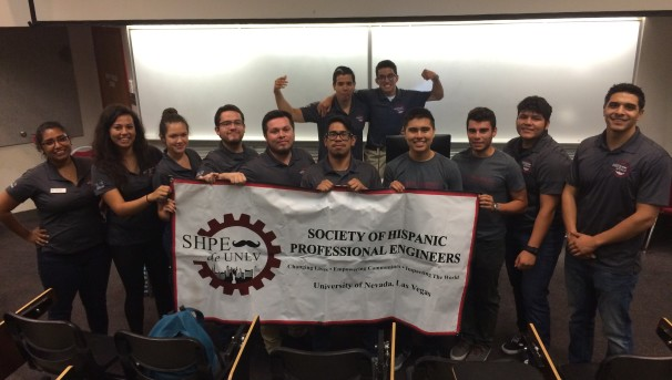 Send the UNLV Rebels to the 2016 SHPE National Conference Image