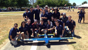 Help Aerospace SAE Compete in Texas!