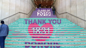 1831 Fund's Honor Your Senior Campaign 2019