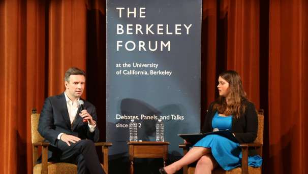 The Berkeley Forum: Dollars for Discourse Image