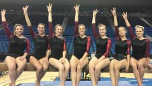 Send ASU's Women's Gymnastics Club to Nationals