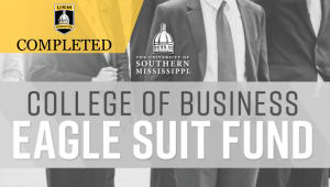 College of Business Eagle Suit Program