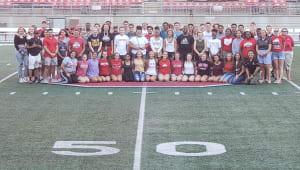 150 for 100 students in the Stadium Scholarship Program
