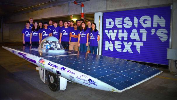 NUsolar - The Northwestern Solar Car Team Image
