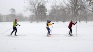 CC Nordic Ski Team 2016