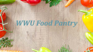 Help Support WWU Food Pantry!