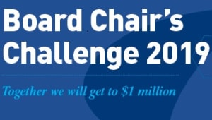 Olin Fund Board Chair's Challenge 2019