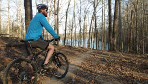 Touch of Nature Mountain Bike Trails