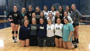 Pitt Women's Volleyball Club Nationals 2019