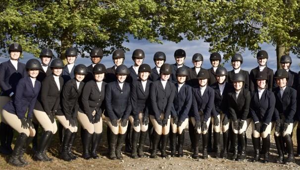 Equestrian Team Image
