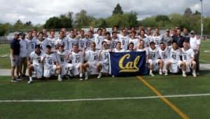 Cal Men's Lacrosse | 2018