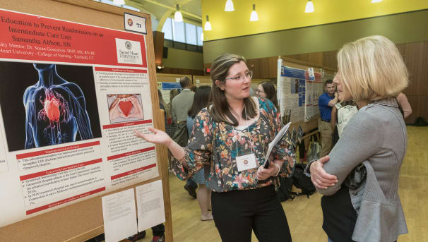 Support Undergraduate Research at SHU Image