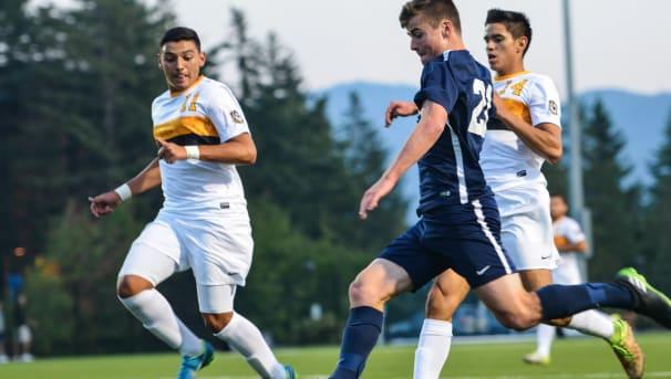 WWU Men's Soccer 2019 Image