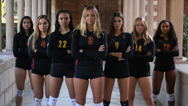 USC WOMEN'S VOLLEYBALL CLUB 2020 Image
