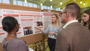 Support Undergraduate Research at SHU