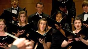 Send UMSL University Singers to Carnegie Hall!