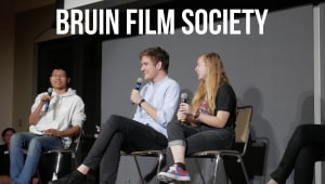 Support Bruin Film Society's Fall Screening Series!
