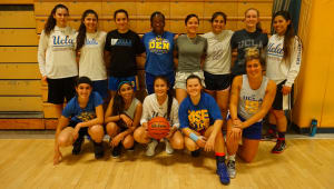 UCLA Women's Club Basketball Inaugural Season Fundraiser!!