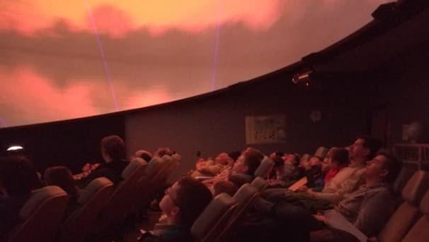 Haile Planetarium Image