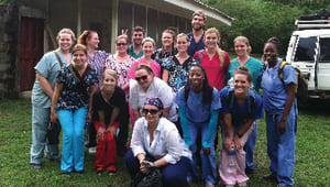 Study Abroad for Nursing