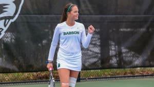 Babson Women's Tennis