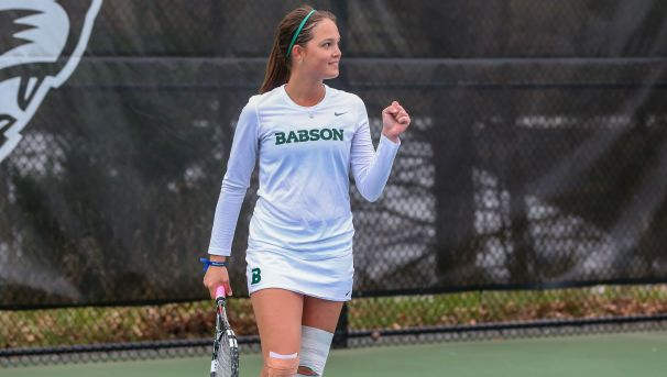 Babson Women's Tennis Image