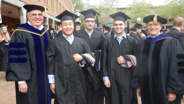 Honoring Dr. Stephen Senge's Legacy in Teaching Image