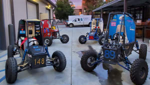 Society of Automotive Engineers Baja Competition