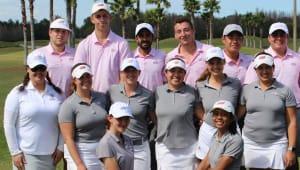 Support SHU Golf!