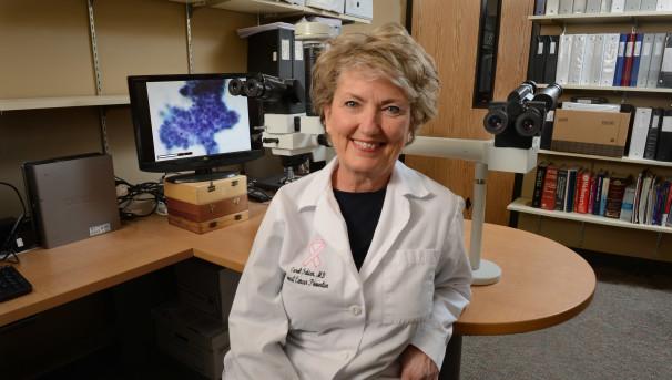 Carol J. Fabian Professorship in Breast Cancer Image