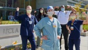 Honor UCLA Nurses