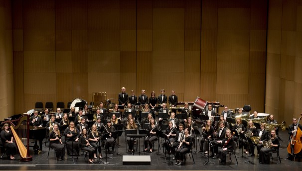 Send the VT Wind Ensemble to Their First-Ever National Conference Image
