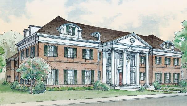Delta Rho-Arkansas Housing Fund Image