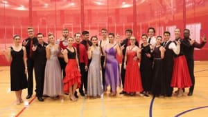 Send the TTU Ballroom Dance Club to Competitions!