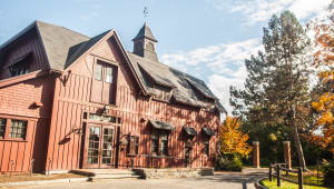 Celebrate the 25th Anniversary of the Big Red Barn