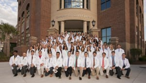 School of Medicine White Coat Sponsorship