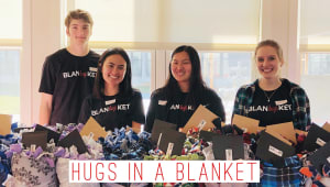 Help Donate Blankets to Foster Care Children!
