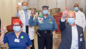 HEALTH CARE HEROES OF KECK HOSPITAL OF USC