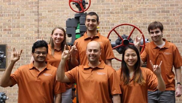 Send the UT PetroBowl Team to Compete in Dubai Image