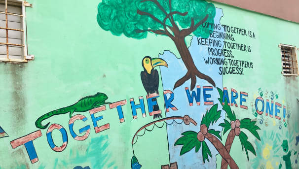 Peacework: Environmental Education Image