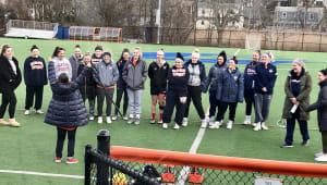 Women's Lacrosse Spring Break Trip