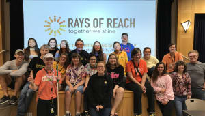 RAYS of REACH - Sally Pederson UI REACH Scholarship