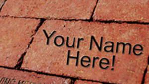 Alcy Elementary School Brick Fundraiser