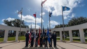 ROTC Memorial for the Daytona Beach Campus