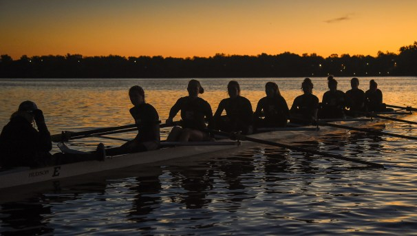 EMU Women's Rowing Team Image