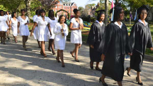 Spelman College Annual Giving Page