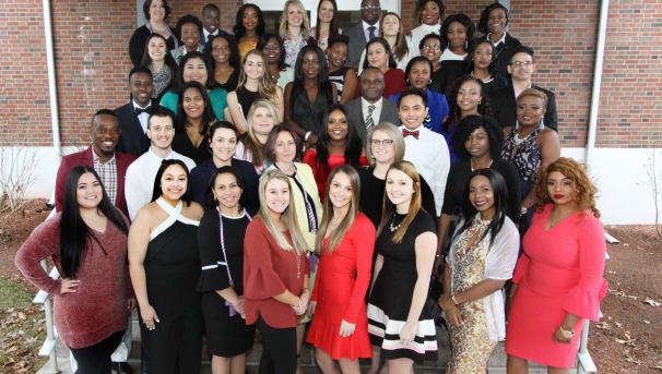 2019 Fall Nursing Recognition Ceremony Image