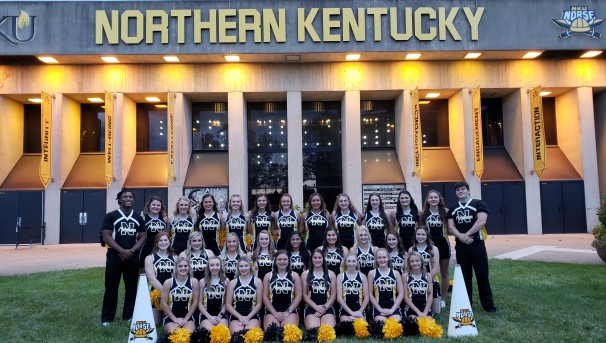 The Force Behind the Norse: Cheerleading Scholarships Image