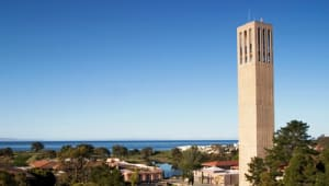 #KeepCalmAndCarillon - Support UCSB's Carillon