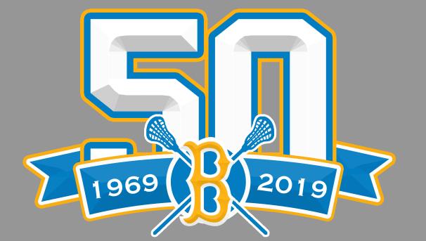 UCLA Lacrosse's 50th Anniversary Season Image